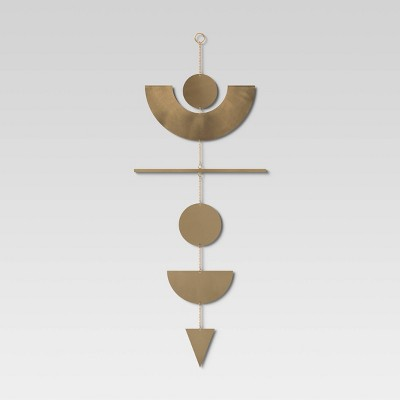 Wall Jewelry Hanging Brass - Project 62™