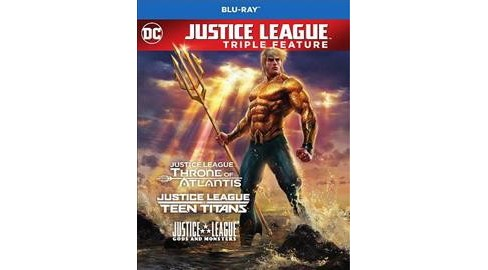 Justice League Vs Teen Titans/Gods & (Blu-ray) - image 1 of 1
