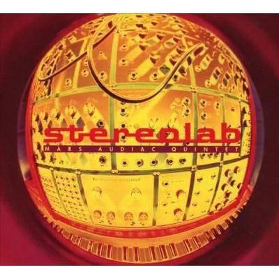 STEREOLAB - Mars Audiac Quintet (CD)
