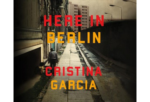 Here in Berlin (MP3-CD) (Cristina Garcia) - image 1 of 1