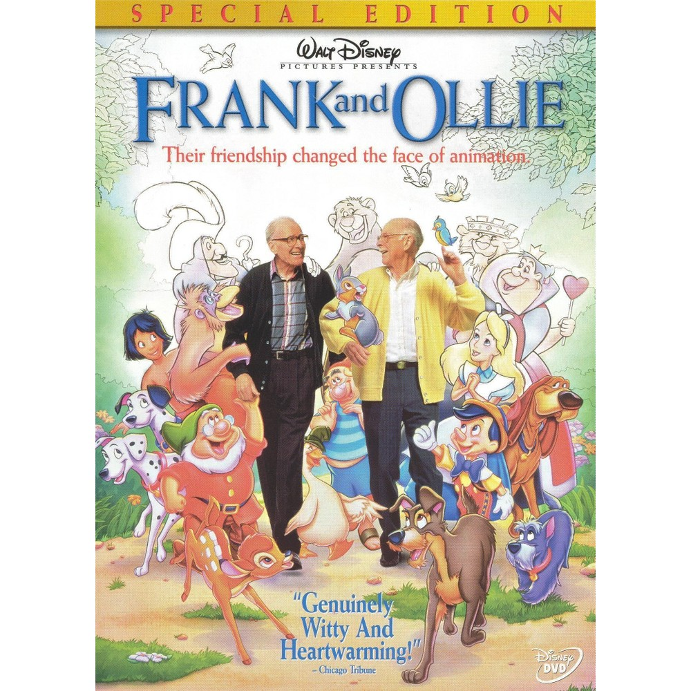 Frank and Ollie, Movies
