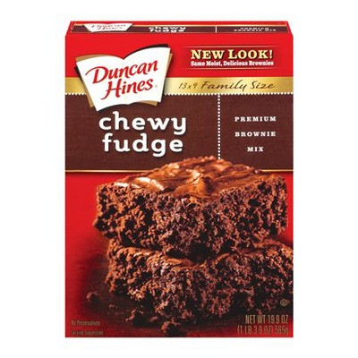 Duncan Hines Brownie Mix