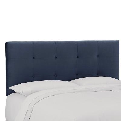 Dolce Velvet Headboard - Skyline Furniture