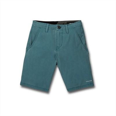 Volcom Boys Blitzed Hybrid Short