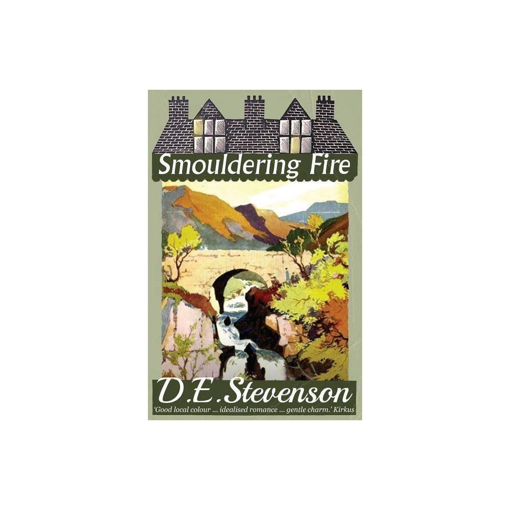 Smouldering Fire By D E Stevenson Paperback