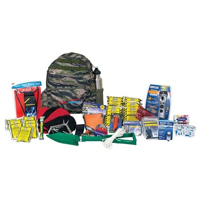 Ready America Emergency Deluxe 4 Person Outdoor Survival Kit