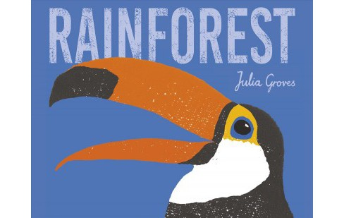 Rainforest -  (Child's Play Library) by Julia Groves (Hardcover) - image 1 of 1