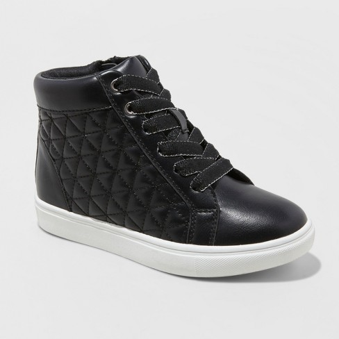 Girls' Meagan Hightop Sneakers - Cat & Jack™ - image 1 of 3