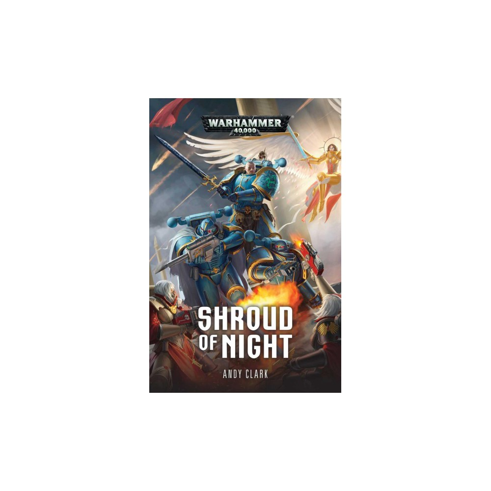 Shroud of Night - by Andy Clark (Paperback)