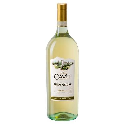 Cavit Pinot Grigio White Wine - 1.5L Bottle