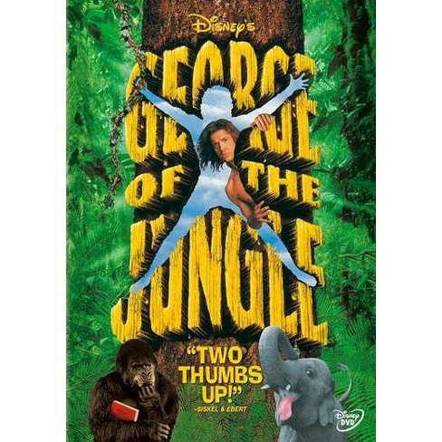 George Of The Jungle (DVD) - image 1 of 1