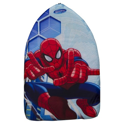 Fabulous Kickboards Spider Man Evergreenethics Interior Chair Design Evergreenethicsorg