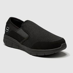 Men's S Sport By Skechers Brennen Athletic Shoes Black