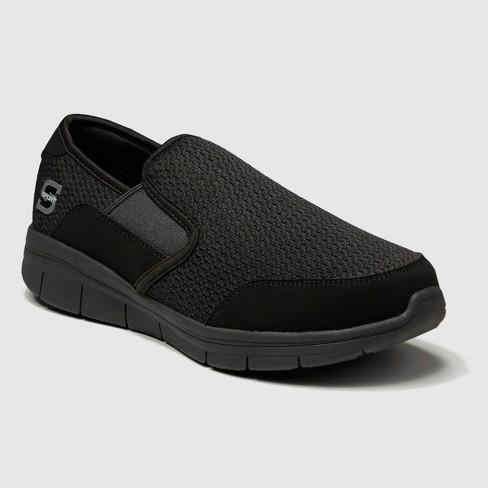 Men's S Sport by Skechers Optimal Slip On Athletic Shoes - Black - image 1 of 4