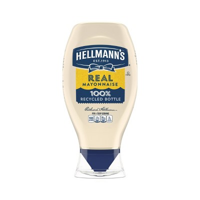 Hellmann's Real Mayonnaise Squeeze - 20oz
