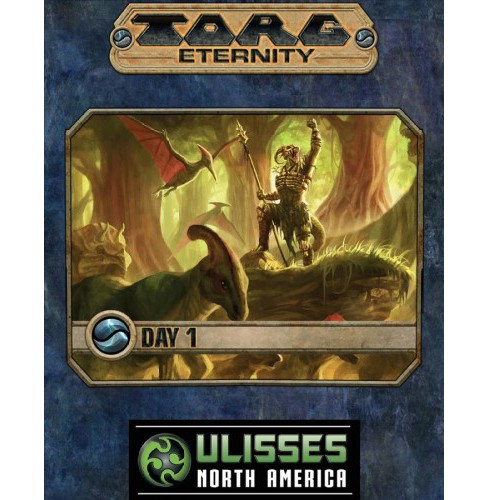 Torg Eternity : Day One -  (Hardcover) - image 1 of 1