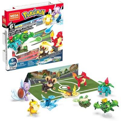 Mega Construx Pokémon Trainer Team Challenge Construction Set