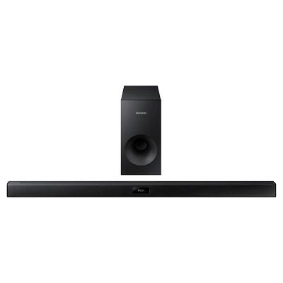 Samsung 37  Soundbar 120W 2.1 Channel - Black (HW-J355/ZA)