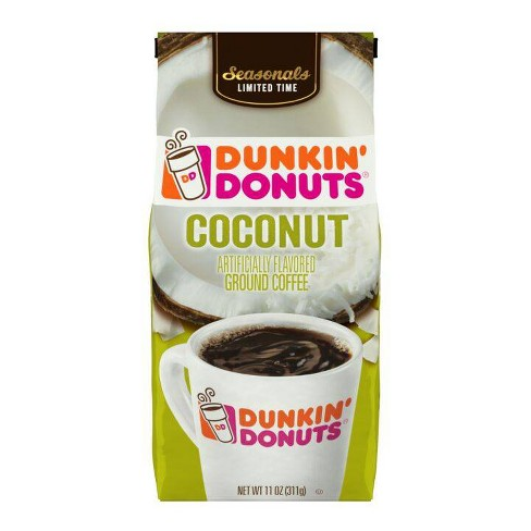 Image result for dunkin coconut