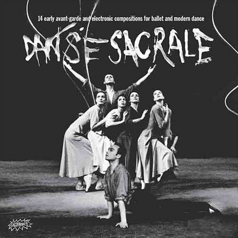 Various - Danse sacrale:14 early avant garde an (Vinyl) - image 1 of 1