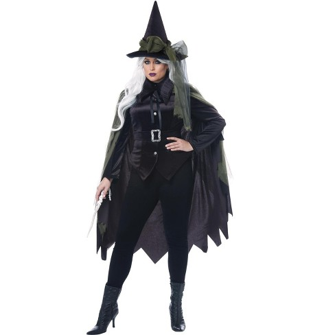 Costume Halloween 3xl.California Costumes Gothic Witch Plus Size Costume 3xl Target