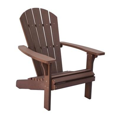 Royal Palm Plastic Adirondack Chair   Shine Company Inc.