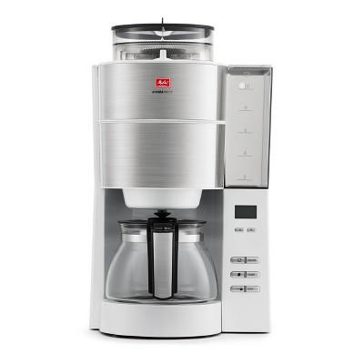 Melitta Aroma Fresh Grind & Brew Coffee Maker 10-cup