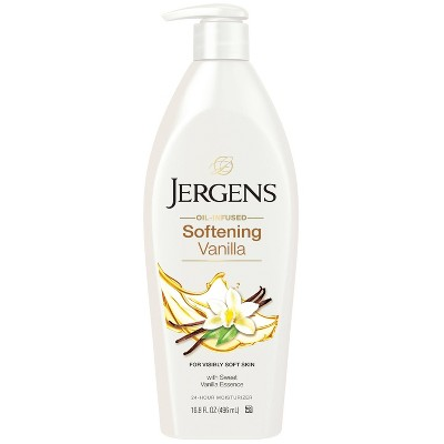 Body Lotions: Jergens Softening Moisturizer