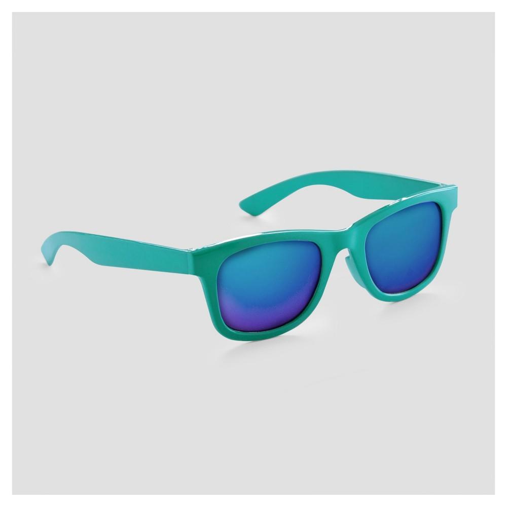 Toddler Boys' Sunglasses - Cat & Jack Turquoise One Size