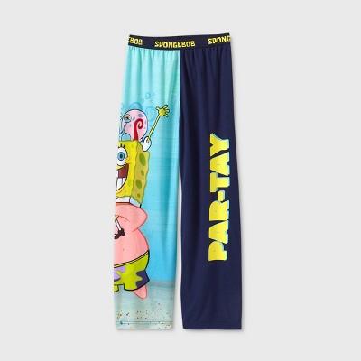 Boys' SpongeBob SquarePants Pajama Pants - Blue