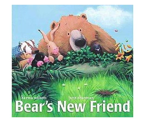 Bear's New Friend (School And Library) (Karma Wilson) - image 1 of 1