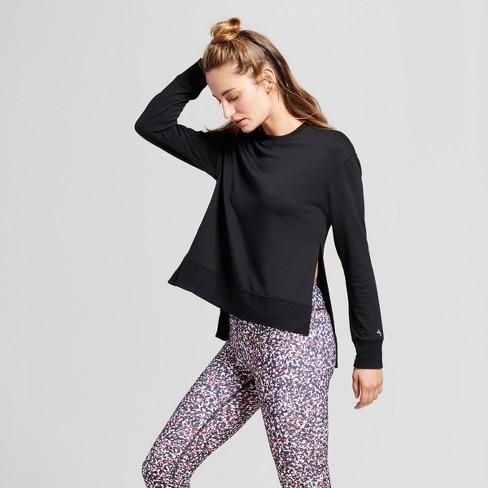 Women's Cozy Layering Sweatshirt - JoyLab™ - image 1 of 2