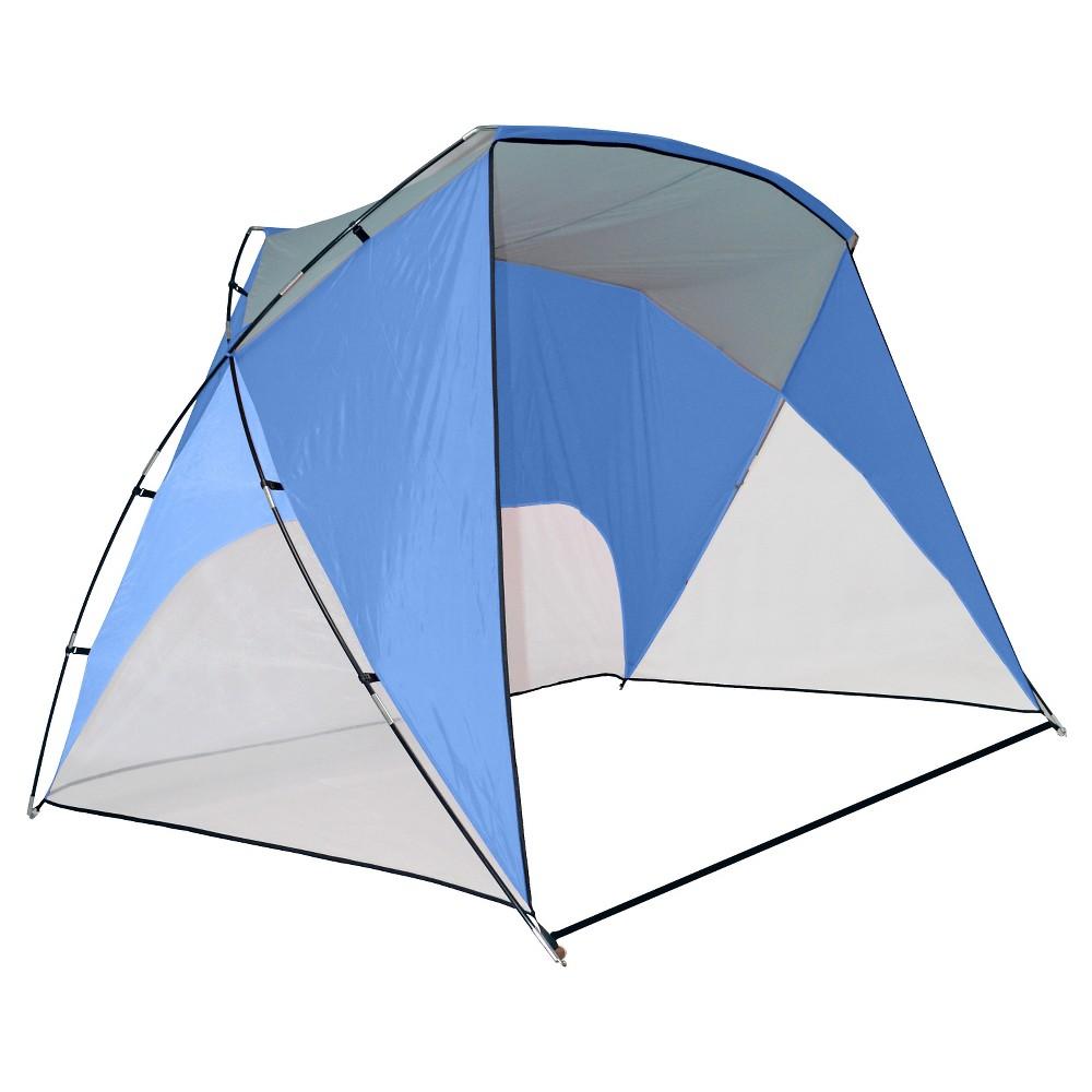 Caravan Global Sport Shelter Beach Shade - Blue