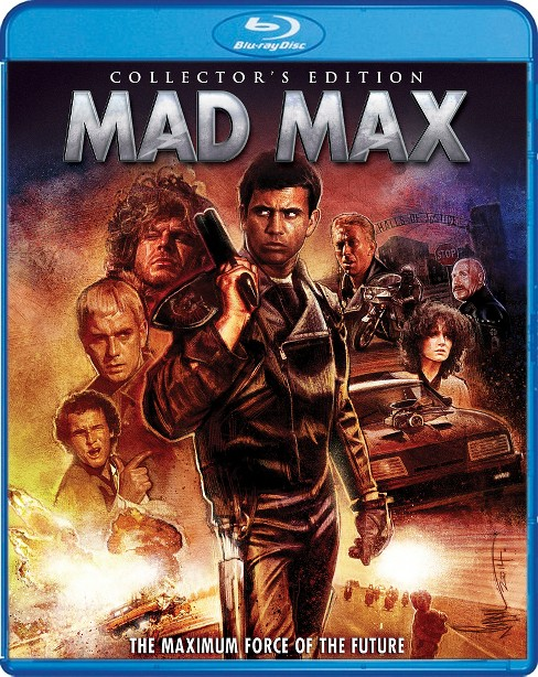 Mad Max (Collector's Edition) (Blu-ray) - image 1 of 1