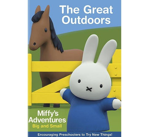 Miffy And Friends:Miffy's Adventures (DVD) - image 1 of 1
