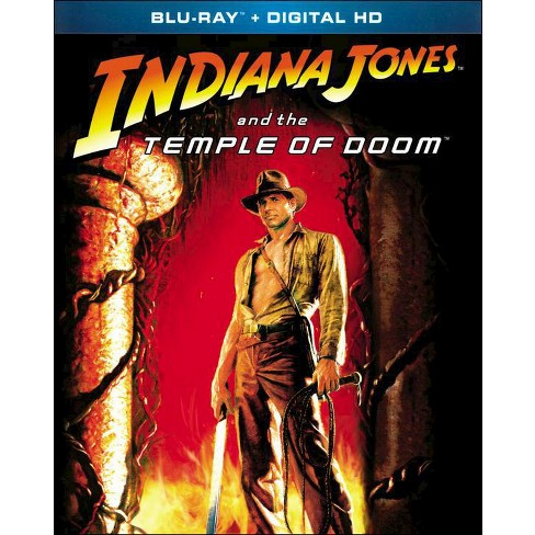 Indiana Jones and the Temple of Doom (Blu-ray) - image 1 of 1