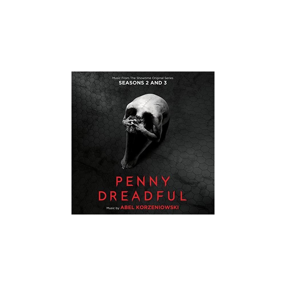 Abel Korzeniowski - Penny Dreadful Seasons 2 & 3 (Osc) (CD)