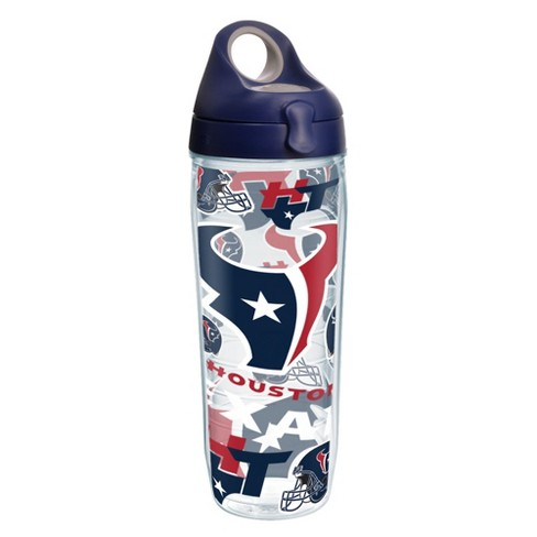 Tervis NFL Houston Texans All Over 24oz Water Bottle with lid - image 1 of 1
