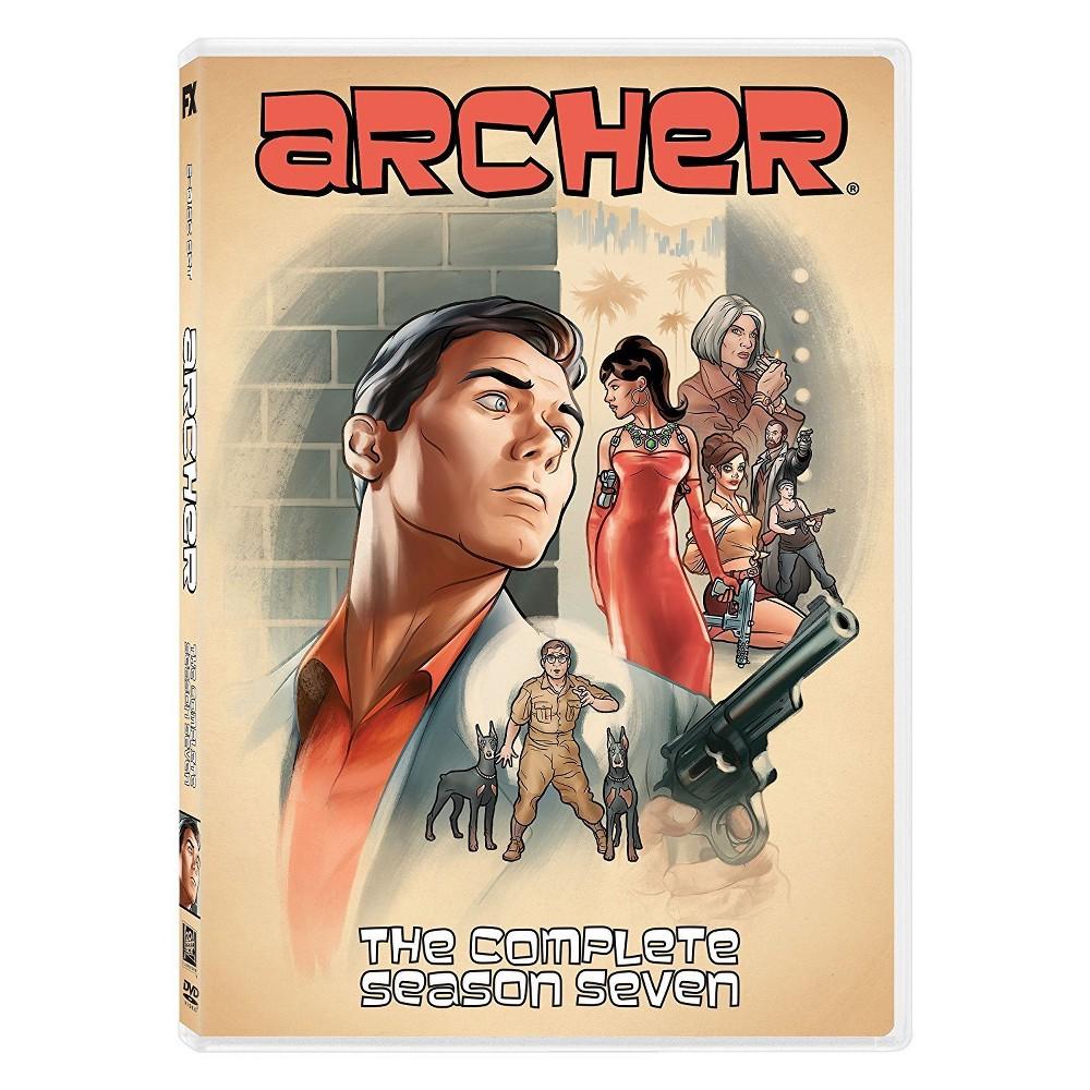 Archer Season 7 (Dvd), Movies