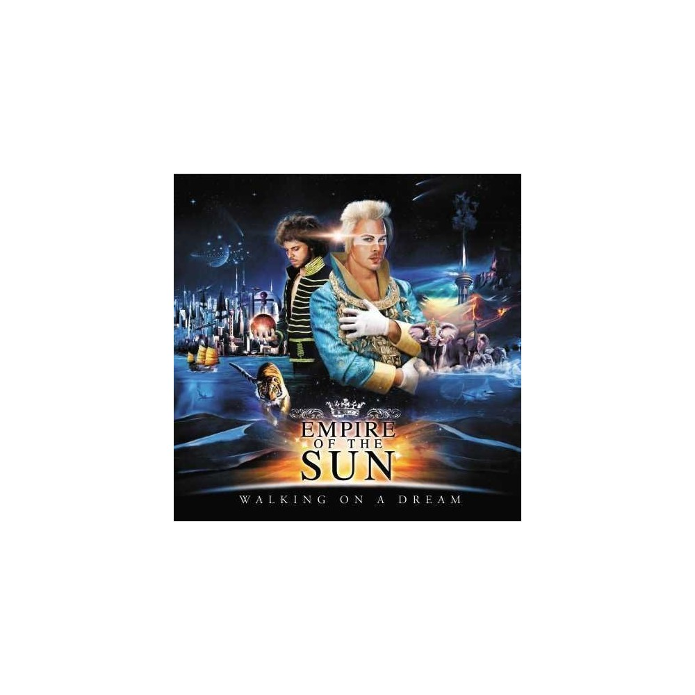 Empire Of The Sun - Walking On A Dream (Vinyl)