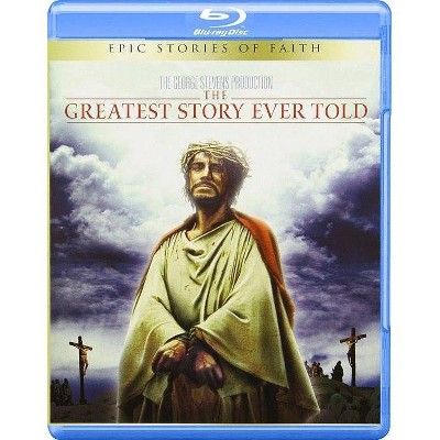 The Greatest Story Ever Told (Blu-ray)(2011)
