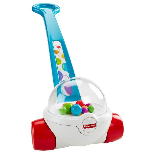 Fisher-Price Corn Popper, push and pull toys image number null