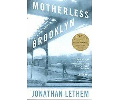 Motherless Brooklyn (Paperback) (Jonathan Lethem) - image 1 of 1