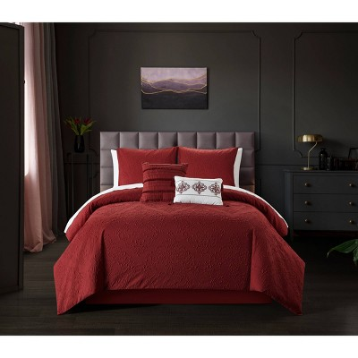 Mya Comforter Set - Chic Home Design