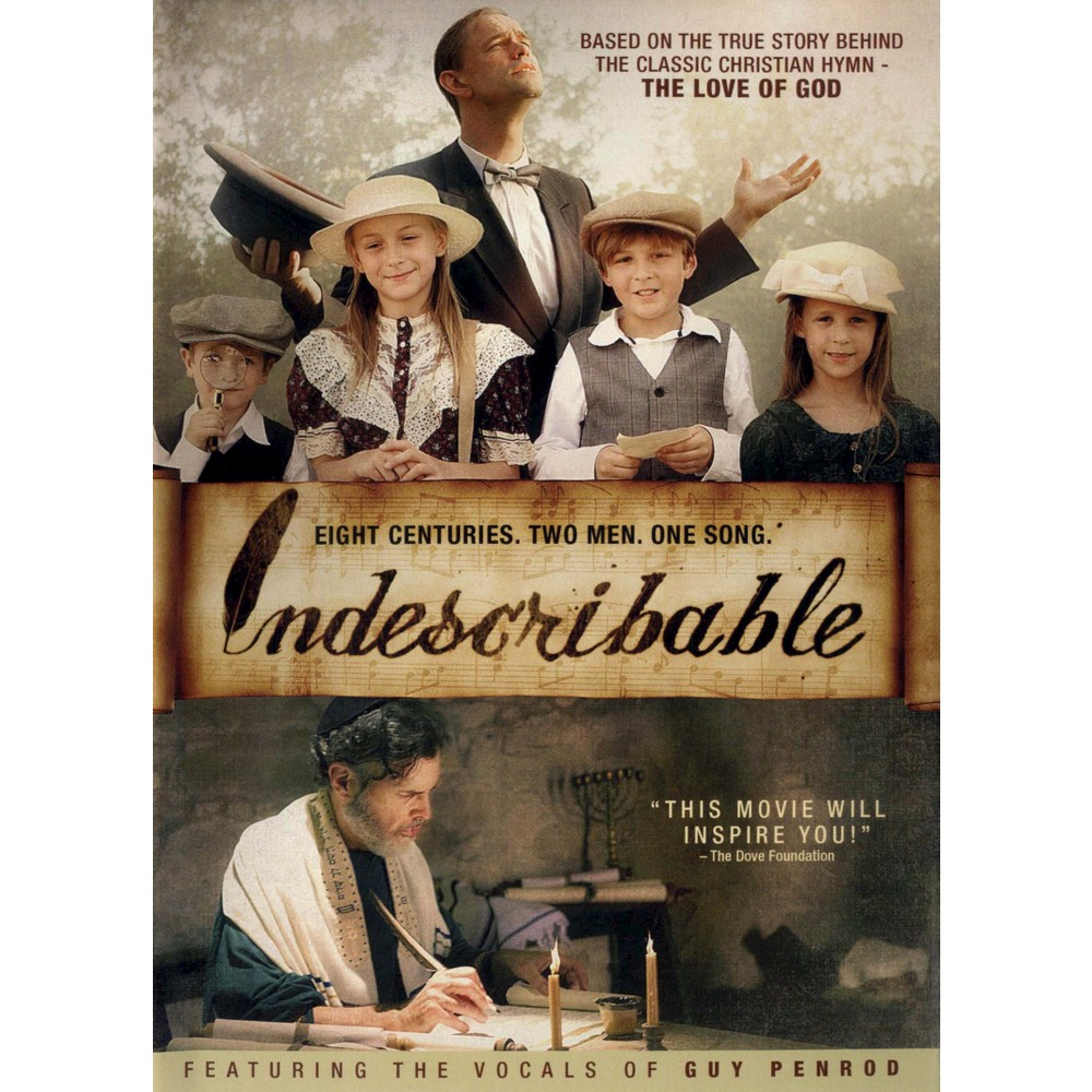 Indescribable (Dvd), Movies