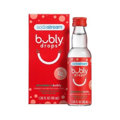 SodaStream bubly Strawberry Drops
