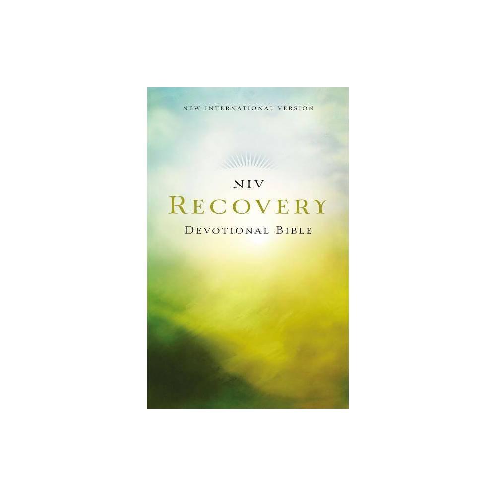 Recovery Devotional Bible Niv By Zondervan Paperback