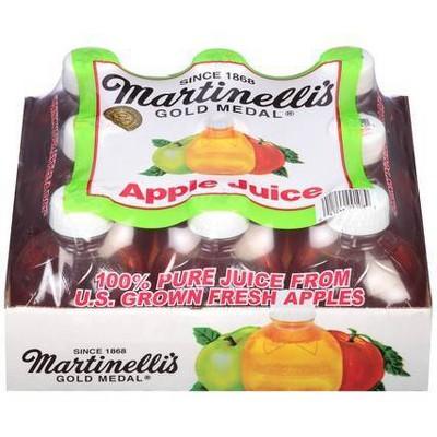 Martinelli's Apple Juice - 9pk/10 fl oz Bottles