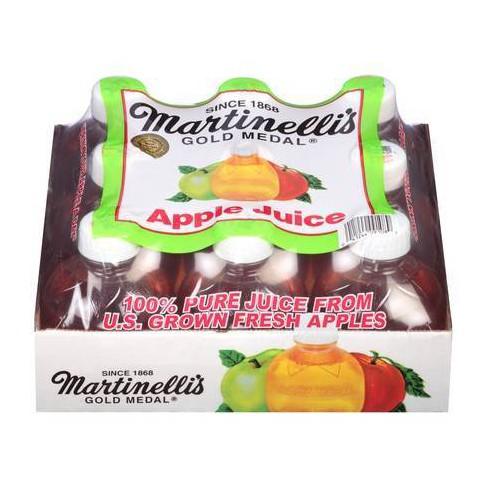 Martinelli's Apple Juice - 9pk/10 fl oz Bottles - image 1 of 4
