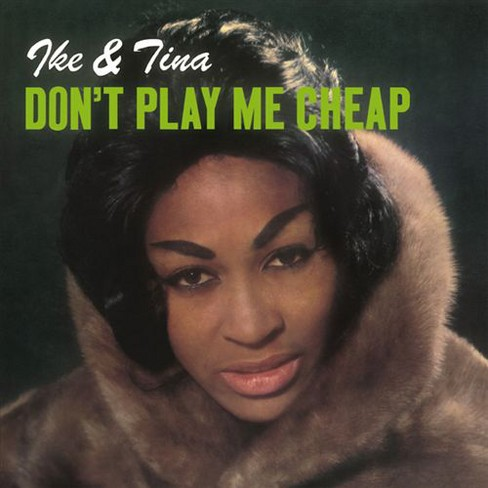 Ike turner - Don't play me cheap (Vinyl) - image 1 of 1